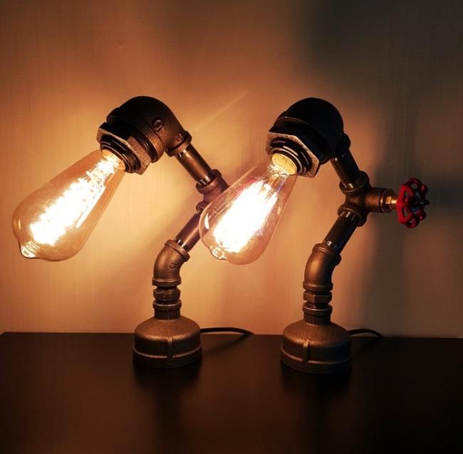 Bang Se-woong's homemade touch-sensitive lamp (Bang Se-woong)