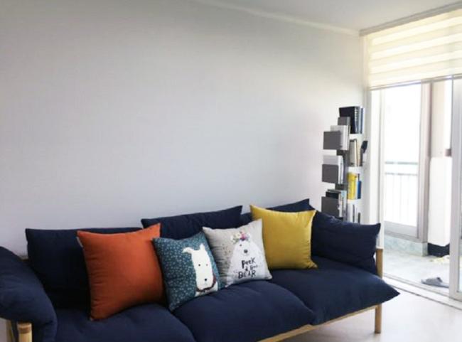 Shim Hye-min's living room (Shim Hye-min)