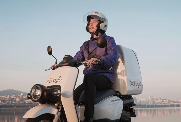 A Barogo rider (Barogo)