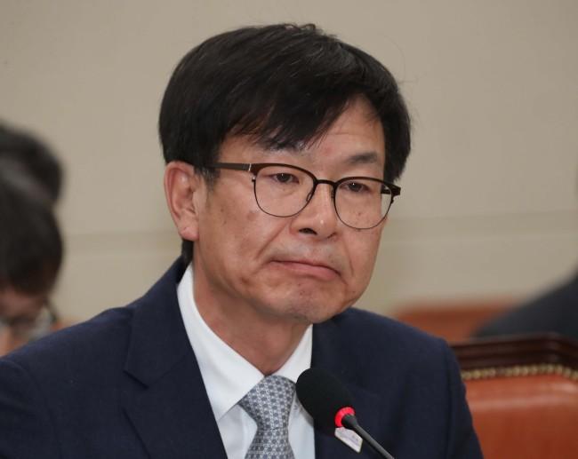 Kim Sang-jo, FTC chairman (Yonhap)