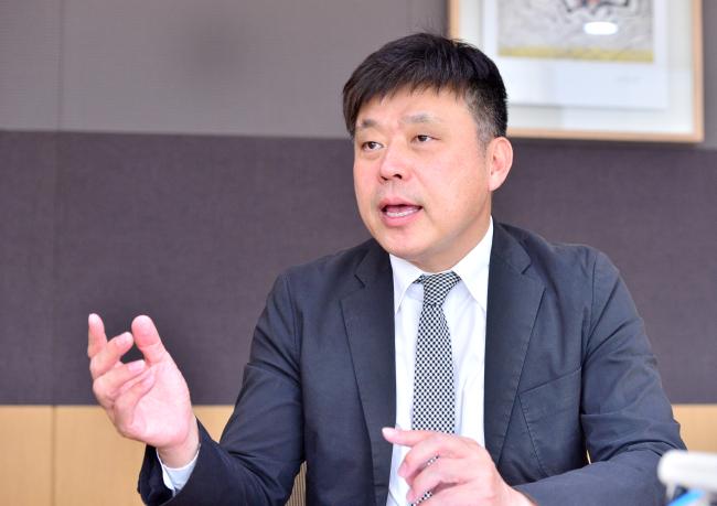 Choi Seung-soo, chairman of the Korea Computer Game Law Association and partner at law firm Jipyong. (Park Hyun-koo/The Korea Herald)