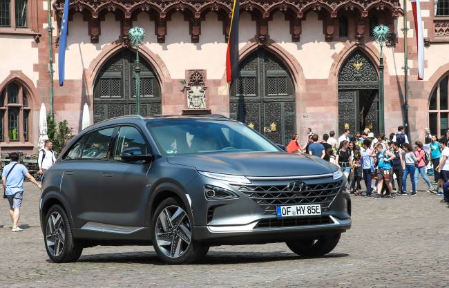NEXO, Hyundai Motor's commercialized FCEV (Hyundai Motor Group)