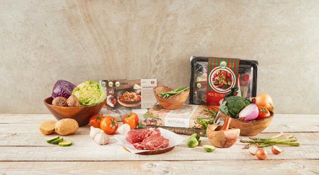 Korea Yakult's meal kit brand EatsOn's beef chop steak (Korea Yakult)