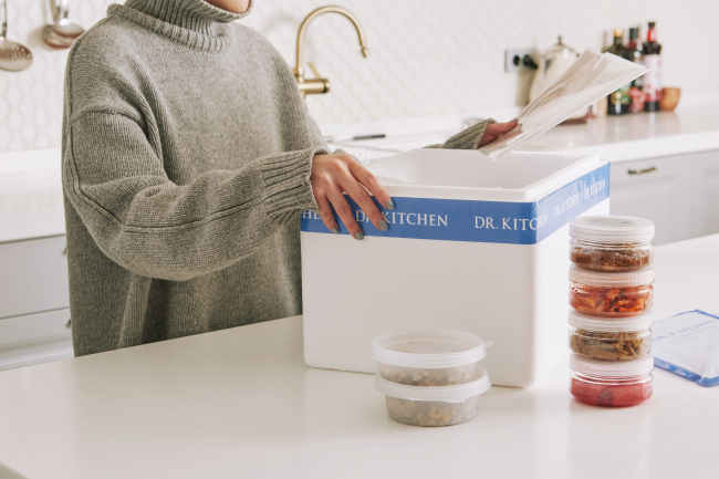 Doctor Kitchen's low-sugar and organic meal kit is designed for diabetic patients. (Doctor Kitchen)
