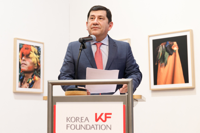 Colombian Ambassador to Korea Juan Pablo Rodriguez Barragan (Korea Foundation)