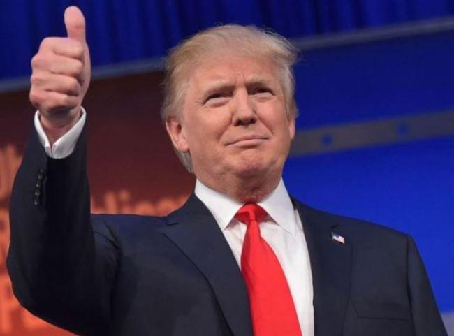 US President Donald Trump (AFP)