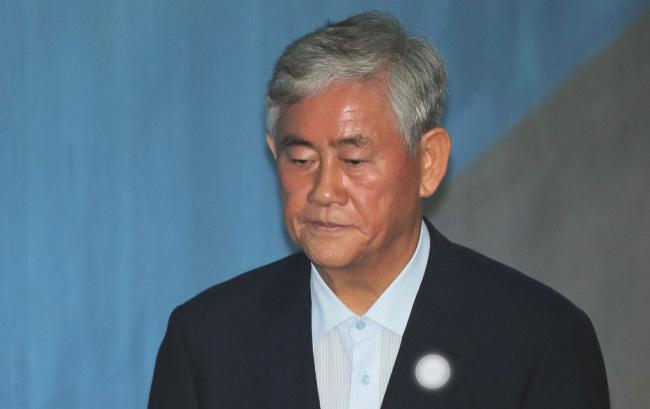 Former Finance Minister Choi Kyung-hwan (Yonhap)