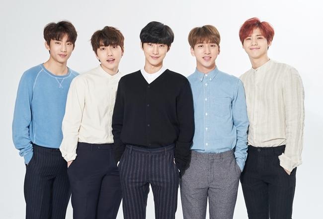 B1A4 (WM Entertainment)