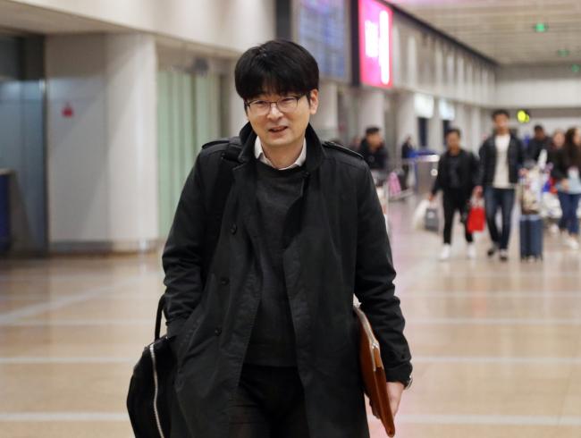 Tak Hyun-min. Yonhap