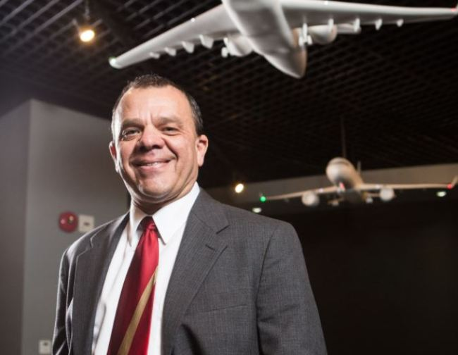 Brian Davis, vice president of Asia Pacific Airlines of Honeywell Aerospace (Honeywell)