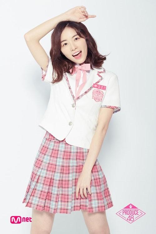 Matsui Jurina (Mnet)