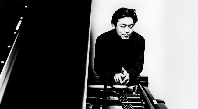 Pianist Kim Sun-wook (Credia)