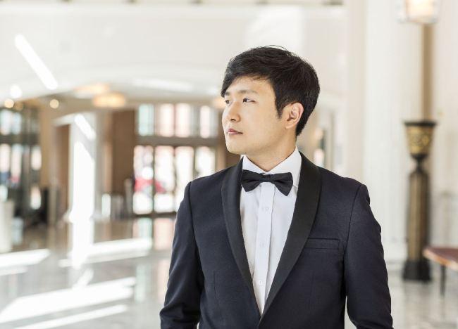 Pianist Sunwoo Ye-kwon (Credia)