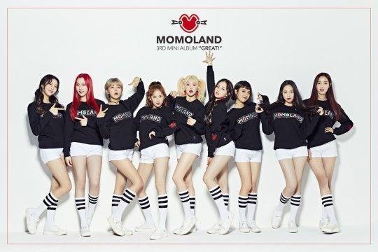 Momoland (MLD Entertainment)