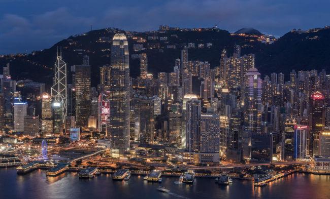 City view of Hong Kong (Tripbtoz)