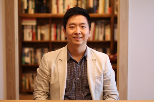 Travel startup CEO Jung Ji-ha (Tripbtoz)