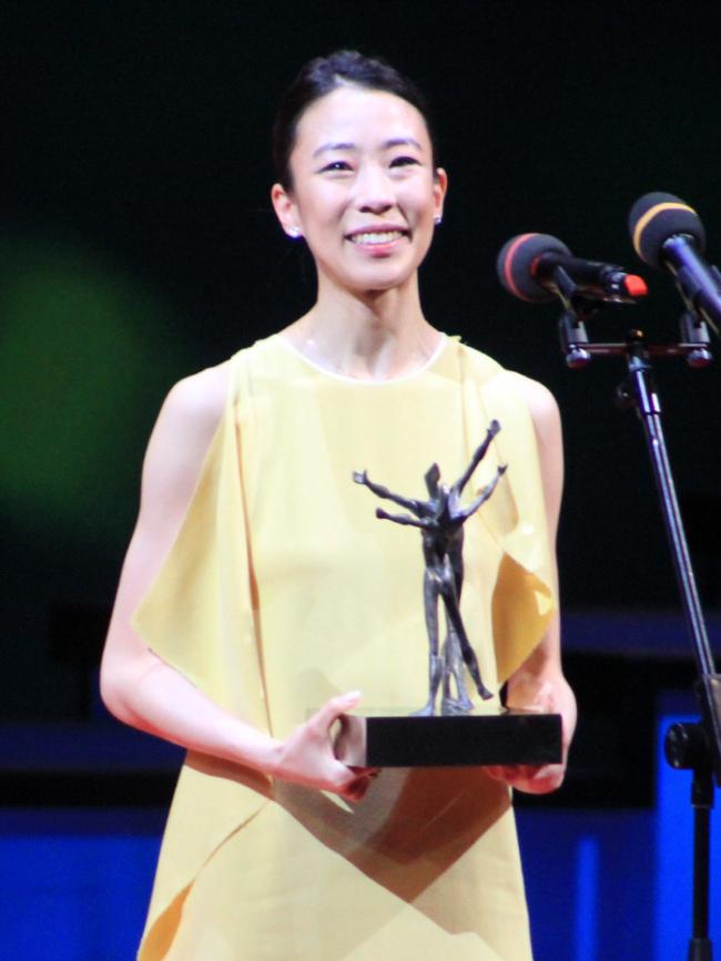 """Park Sae-eun, a """"premier danseur"""" of the Paris Opera Ballet (Yonhap)"""