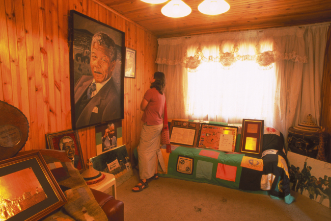 Mandela Family Museum in Johannesburg (South African Tourism)
