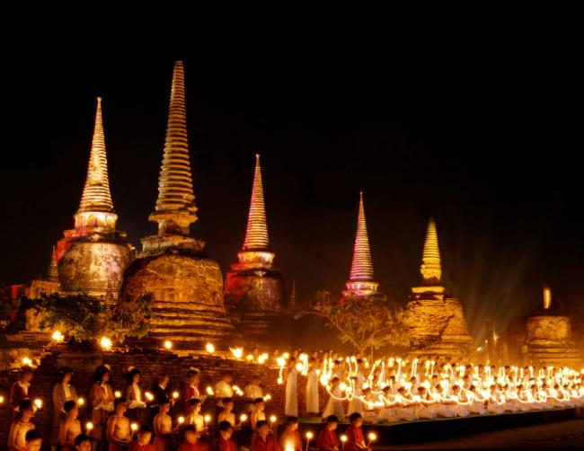 Ayutthaya (Bangkok Tourism Board)