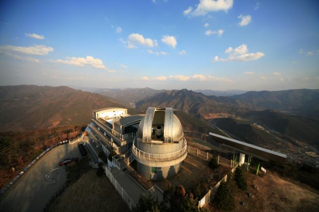 Byeolmaro Observatory (Yeongwol County Office)