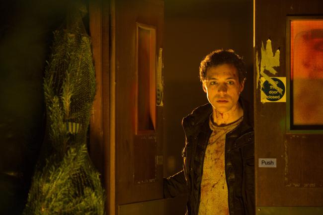 "Ben Wiggins co-stars in ""Anna and the Apocalypse"" (BIFAN)"