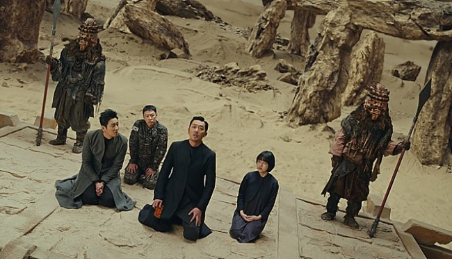 """""""Along with the Gods: The Last 49 Days"""" (Lotte Entertainment)"""