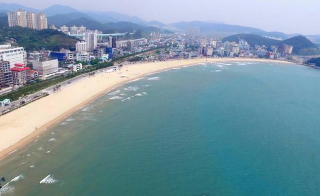 Songjeong Beach, Busan (Busan Tourism Divison)