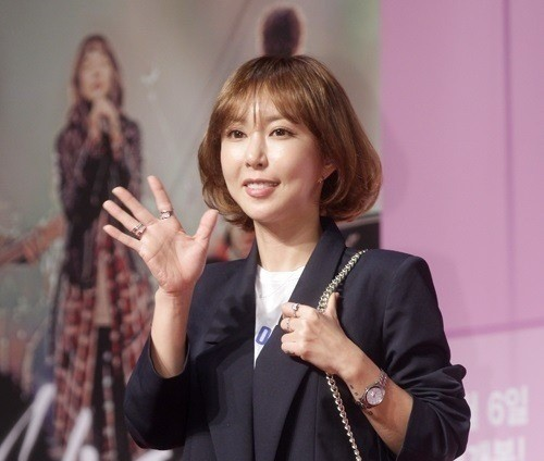 Former girl group member Shoo of S.E.S. (Herald DB)