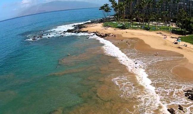 Keawakapu Beach on Maui (YouTube)