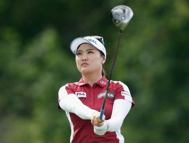 South Korean golfer Ryu So-yeon (AFP)
