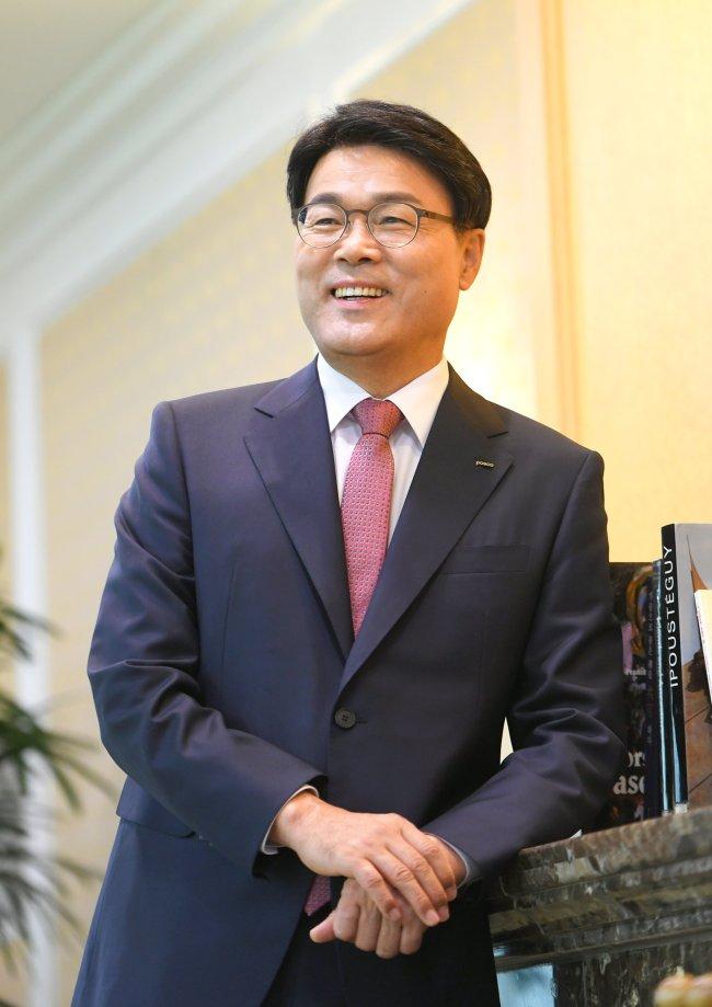 Calendar Reform Ideas : Posco chairman urges reform ideas from executives