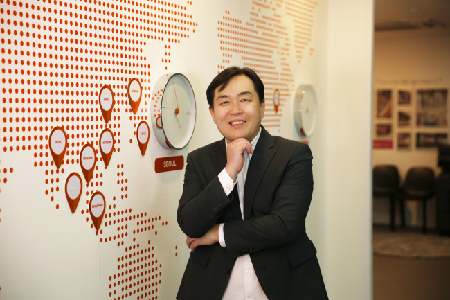 Balancehero CEO Lee Cheol-won (Balancehero)