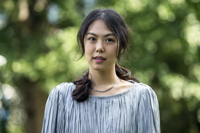Kim Min-hee (AP-Yonhap)