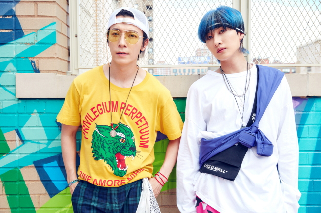 Super Junior D&E (Label SJ)