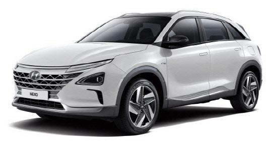 Hyundai's world's first fuel cell car Tucson ix35