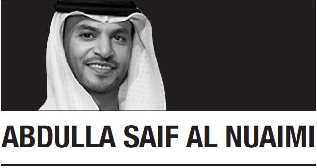 Abdulla Saif al-Nuaimi, ambassador of the United Arab Emirates to Korea (Korea Herald)