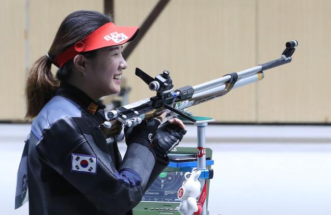Jung Eun-hea (Yonhap)