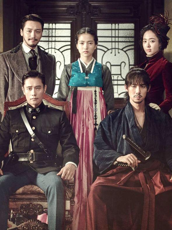 """Mr. Sunshine,"" a 24-episode TV drama series starring Lee Byung-hun Credit Netflix"