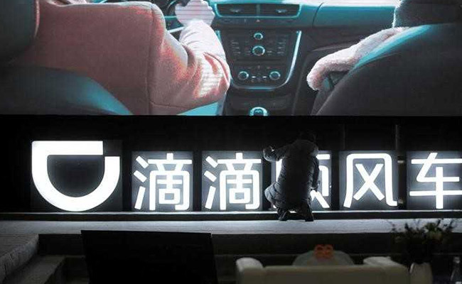 Following outrage, Didi Chuxing said earlier on Sunday that it would suspend the Hitch service. (Reuters)