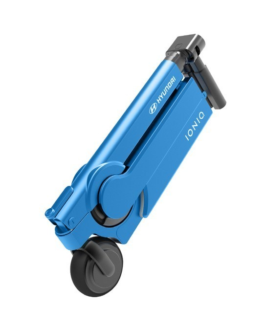 Ioniq e-Scooter (Hyundai Motor)