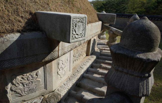 Jangneung in Paju, Gyeonggi Province (Cultural Heritage Administration)