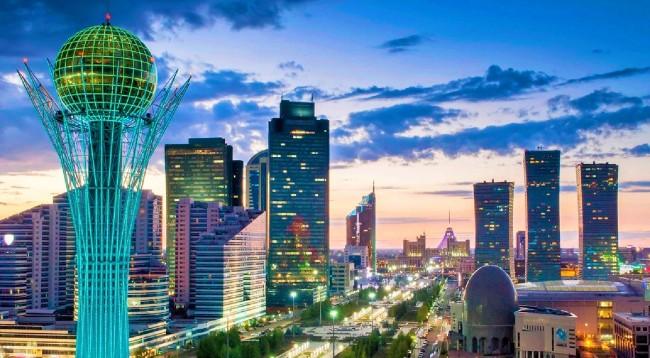 Caption: Astana, capital of Kazakhstan (ilovetripping)