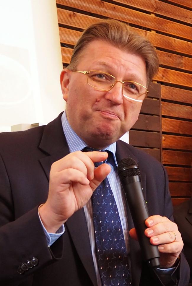 Polish Ambassador Piotr Ostaszewski (Joel Lee/The Korea Herald)