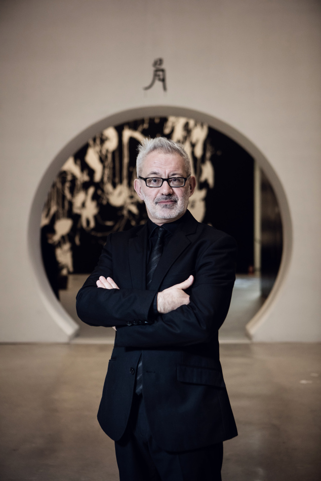 Bartomeu Mari, director of the National Museum of Modern and Contemporary Art, Korea (MMCA)