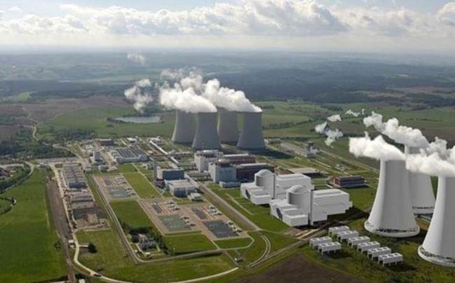 Temelin Nuclear Power Station (Daewoo E&C)