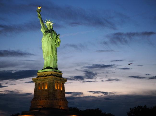 The Statue of Liberty (Joel Lee/The Korea Herald)