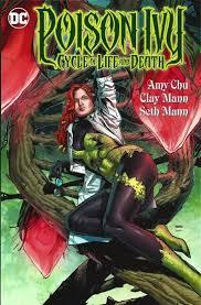 "Cover of ""Poison Ivy: Cycle of Life and Death"" (DC Comics)"