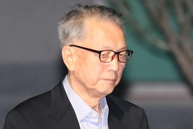 Kim Ki-choon, who served as South Korea`s ex-President Park Geun-hye's chief of staff. (Yonhap)