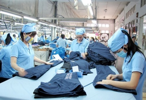 Vietnam expects continued growth of textile and garment exports to South Korea until the end of the year after strong results in the first seven months of 2018, according to the General Department of Customs. (thoibaonganhang.vn)