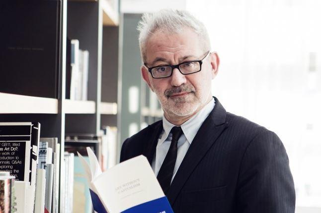 Bartomeu Mari, director of the National Museum of Modern and Contemporary Art, Korea (MMCA)